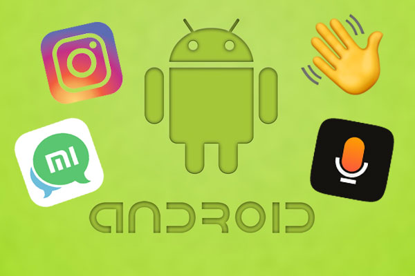 Clubhouse similar para Android
